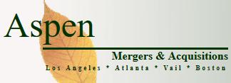 Aspen Mergers & Acquisitions