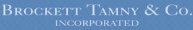 Brockett Tamny & Co. Incorporated