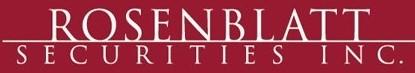 Rosenblatt Securities Inc.