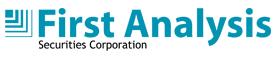 First Analysis Securities Corporation