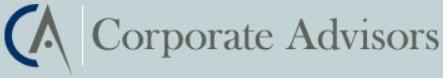 Corporate Advisors, Inc.