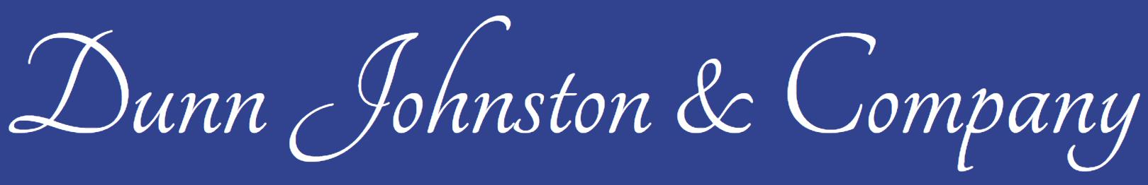 Dunn Johnston & Company