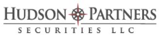 Hudson Partners Securities, LLC